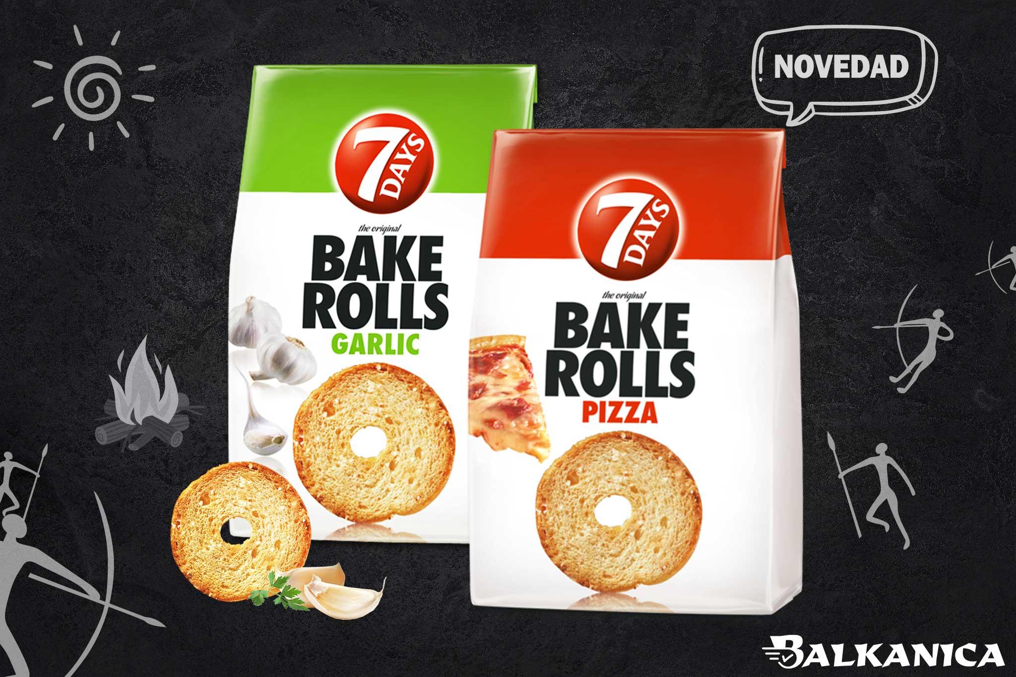BakeRolls Design