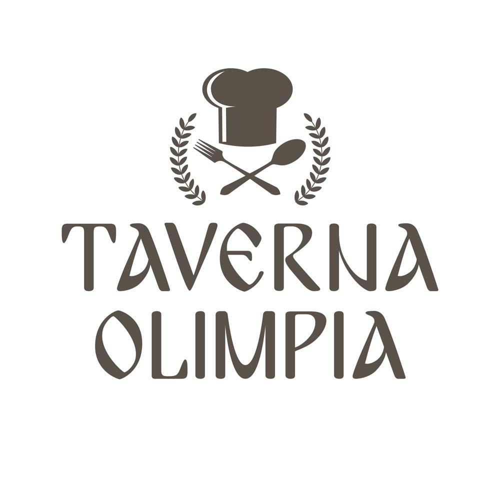 Лого Taverna Olimpia